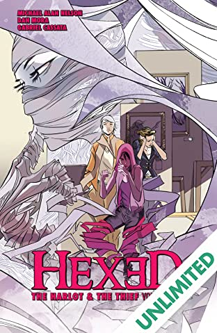 Hexed: The Harlot & The Thief Vol. 2