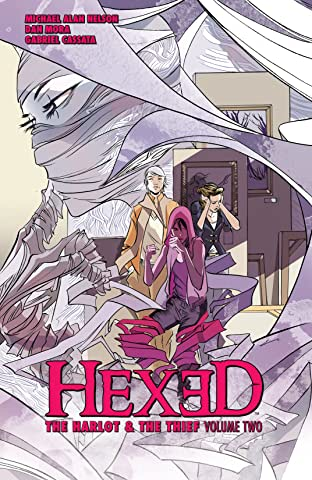 Hexed: The Harlot & The Thief Tome 2