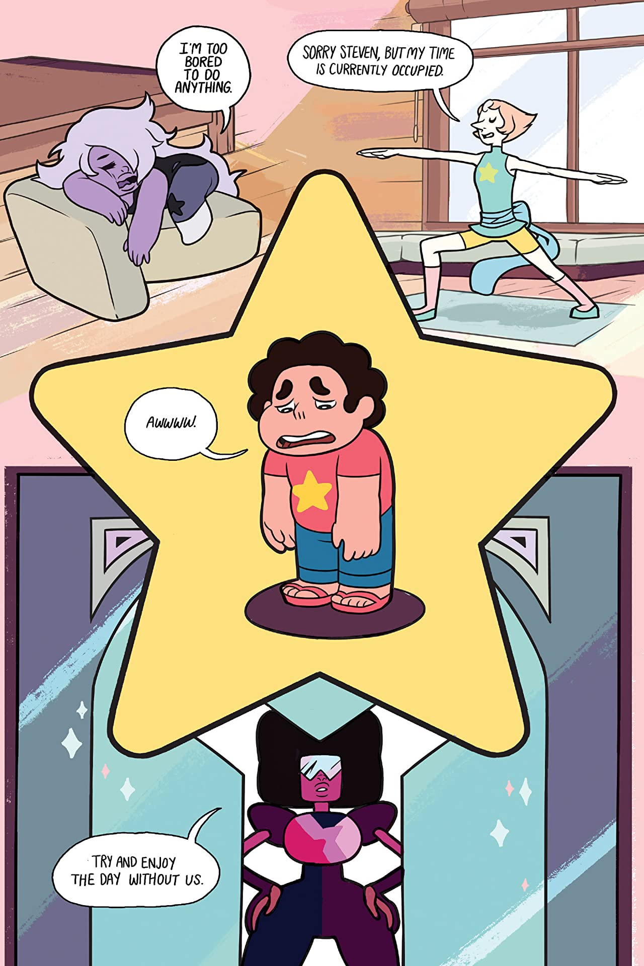 Steven Universe Vol. 1: Too Cool for School