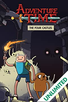 Adventure Time: The Four Castles