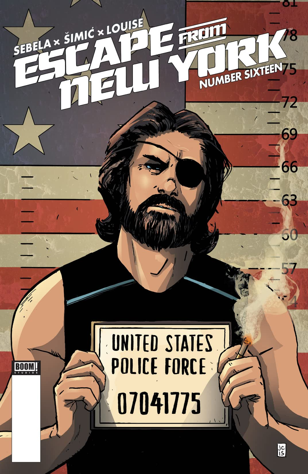 Escape From New York #16