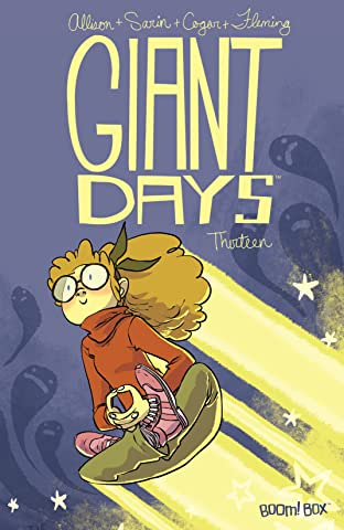 Giant Days No.13