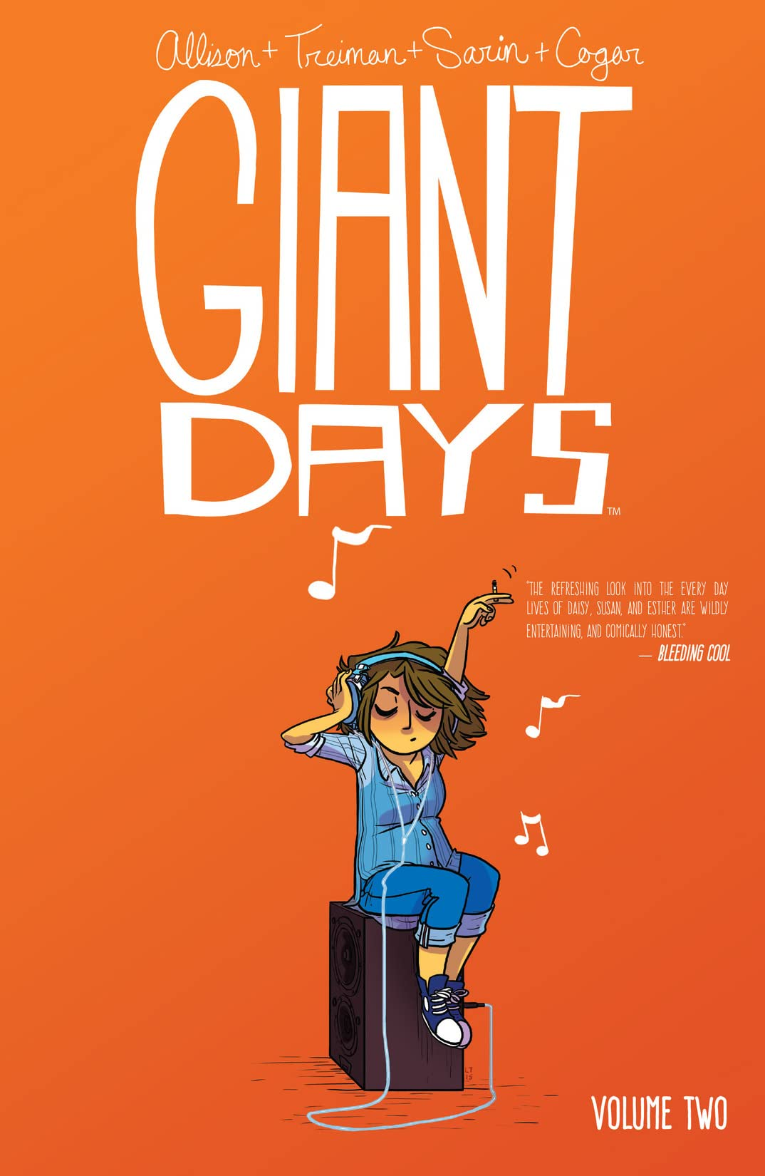 Giant Days Tome 2