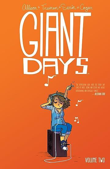Giant Days Vol. 2