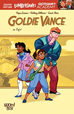 Goldie Vance No.1