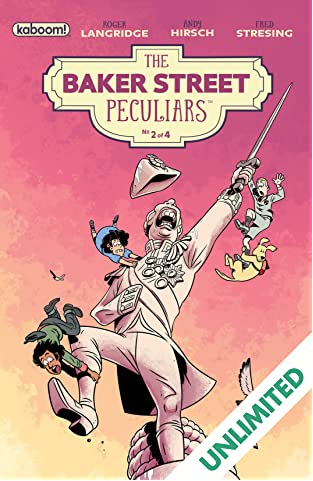 Baker Street Peculiars #2