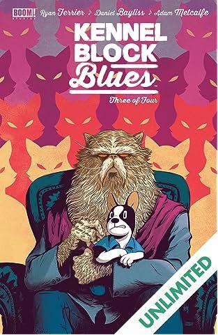 Kennel Block Blues #3