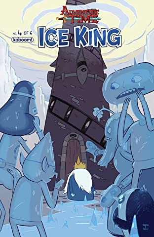 Adventure Time: Ice King #4
