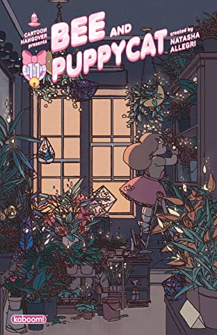 Bee and Puppycat No.11