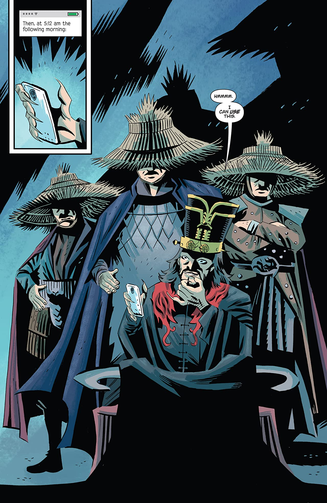 Big Trouble in Little China #23
