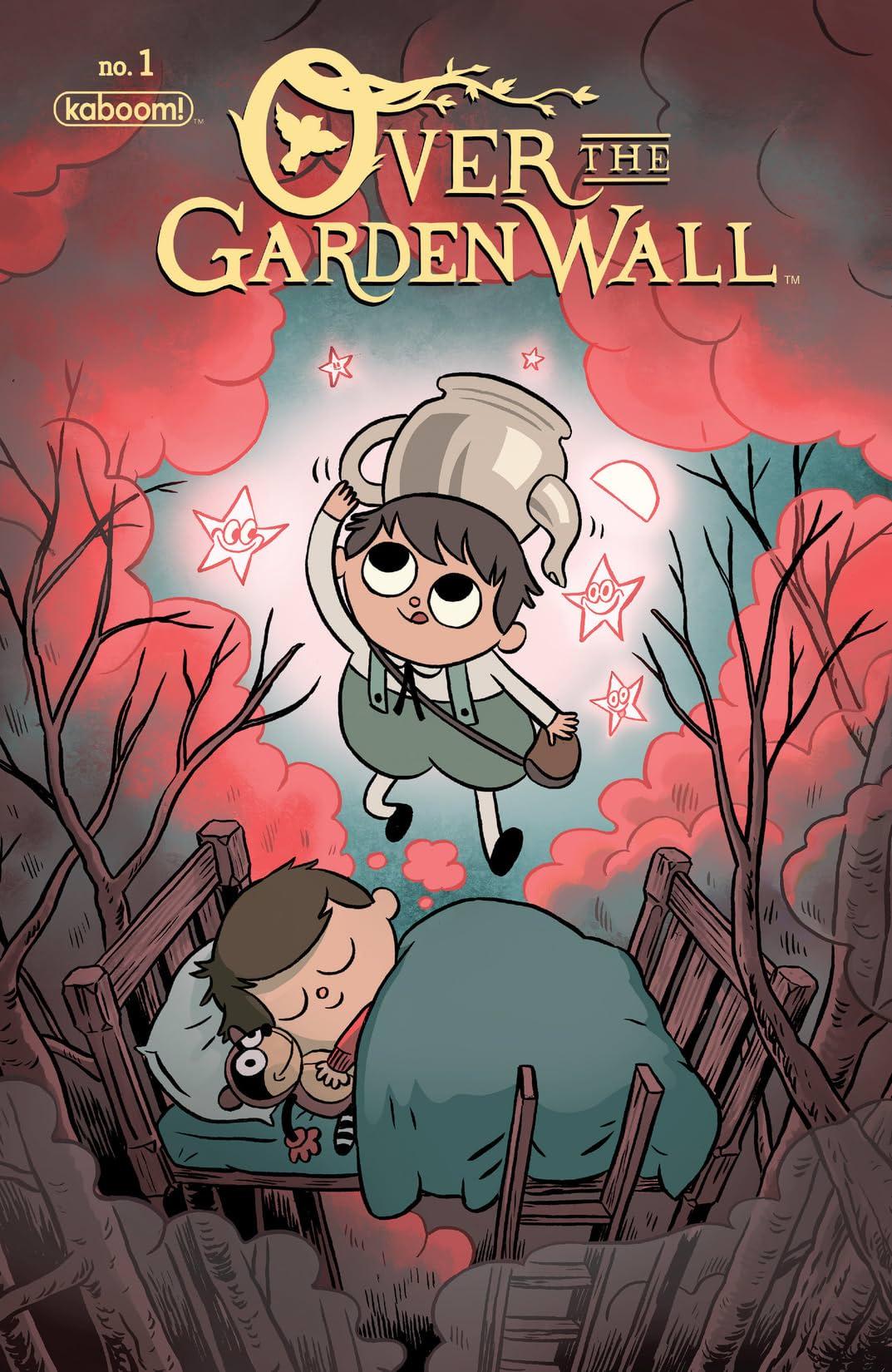 Over The Garden Wall (2016-) #1