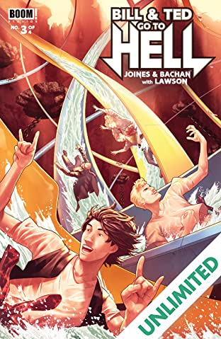 Bill & Ted Go to Hell #3 (of 4)