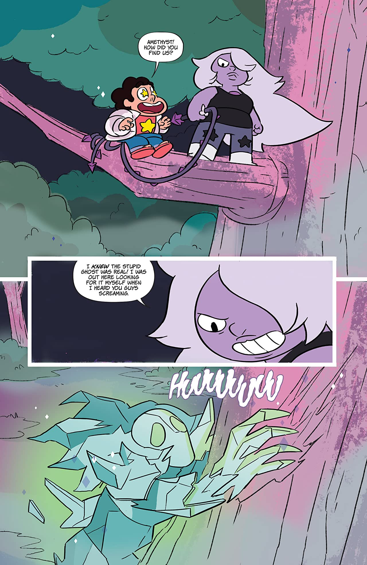 Steven Universe and the Crystal Gems #3