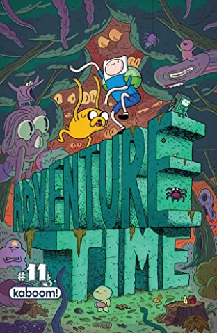 Adventure Time No.11