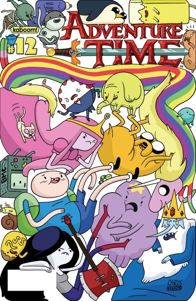 Adventure Time #12