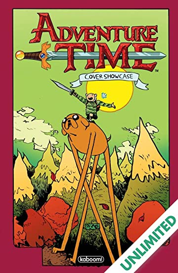 Adventure Time Cover Showcase