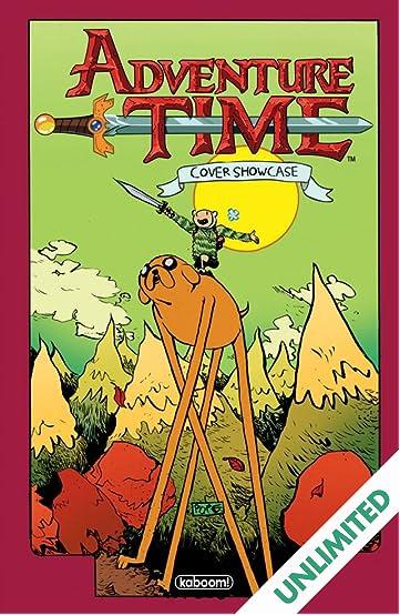 Adventure Time Cover Showcase