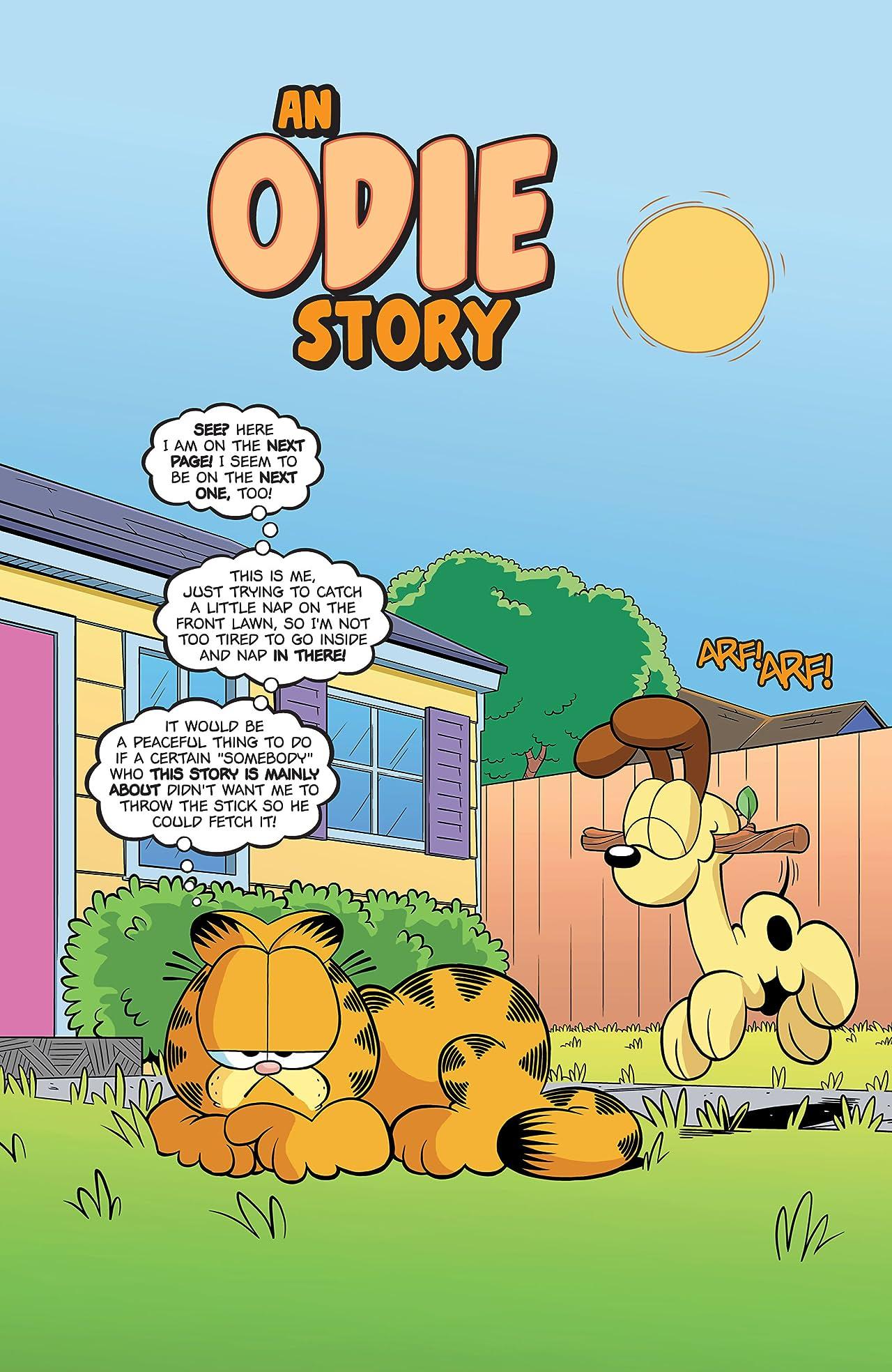 Garfield #9
