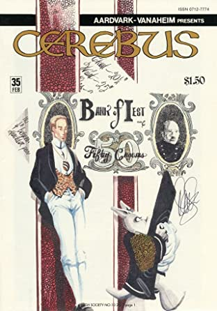 Cerebus Tome 2 No.10: High Society