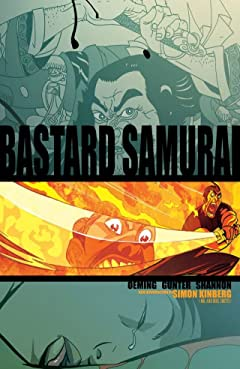 Bastard Samurai Vol. 1