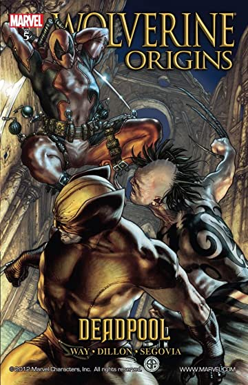 Wolverine: Origins Vol. 5: Deadpool
