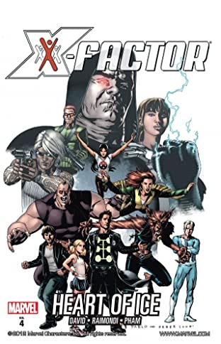 X-Factor Vol. 4: Heart of Ice