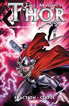 The Mighty Thor By Matt Fraction Tome 1