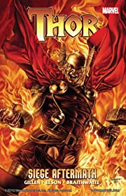 Thor: Siege Aftermath
