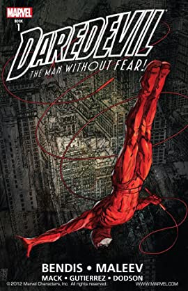 Daredevil by Bendis and Maleev Ultimate Collection Vol. 1