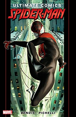 Ultimate Comics Spider-Man by Brian Michael Bendis Tome 1