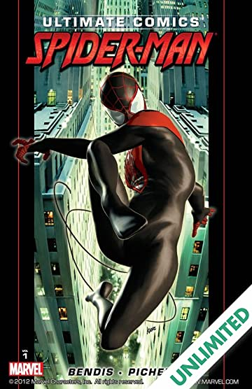Ultimate Comics Spider-Man by Brian Michael Bendis Vol. 1