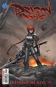 Dragon Arms Chaos Blade #1