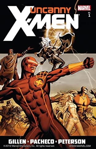 Uncanny X-Men by Kieron Gillen Tome 1