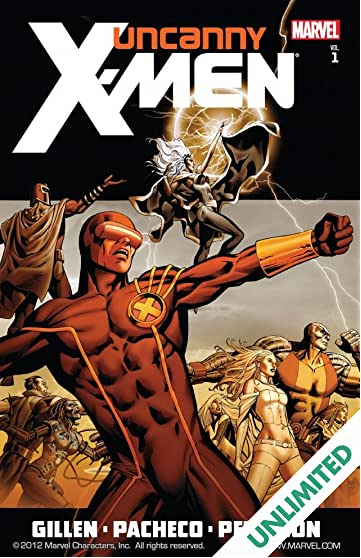 Uncanny X-Men by Kieron Gillen Vol. 1