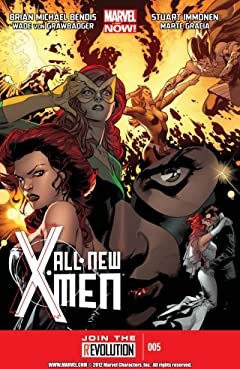 All-New X-Men (2012-2015) No.5