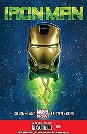 Iron Man (2012-2014) #5