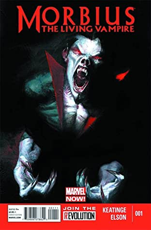Morbius: The Living Vampire (2013) #1