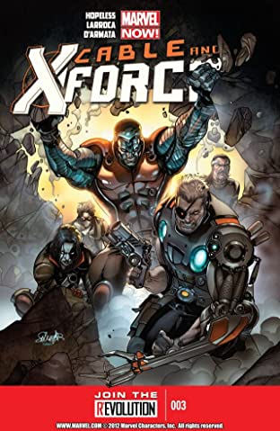 Cable and X-Force No.3
