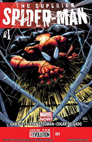 Superior Spider-Man No.1
