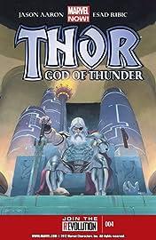 Thor: God of Thunder No.4