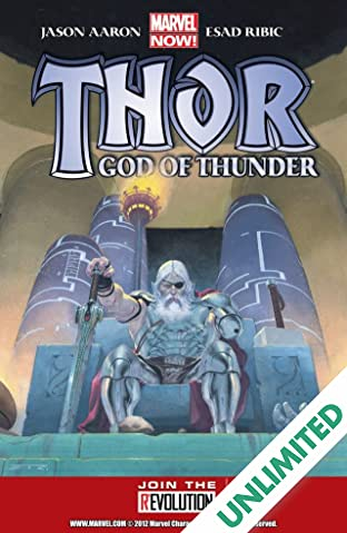 Thor: God of Thunder #4