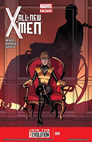 All-New X-Men (2012-2015) No.6