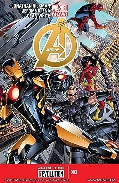 Avengers (2012-2015) No.3