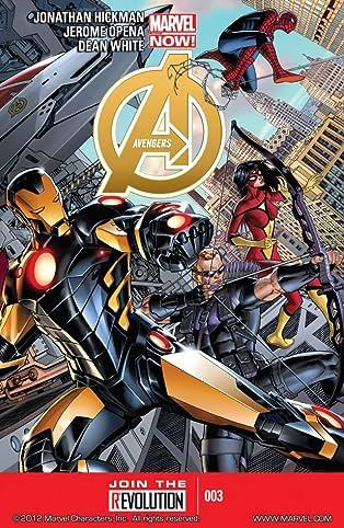 Avengers (2012-2015) #3