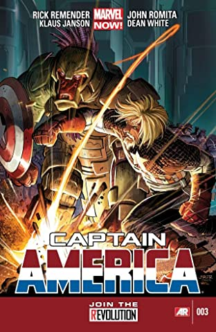 Captain America (2012-2014) No.3