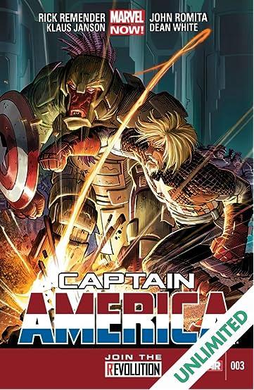 Captain America (2012-2014) #3