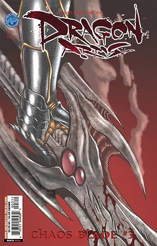 Dragon Arms Chaos Blade #3