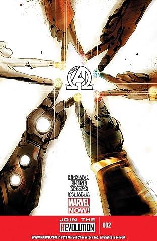 New Avengers (2013-2015) #2
