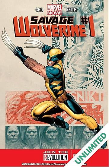 Savage Wolverine #1