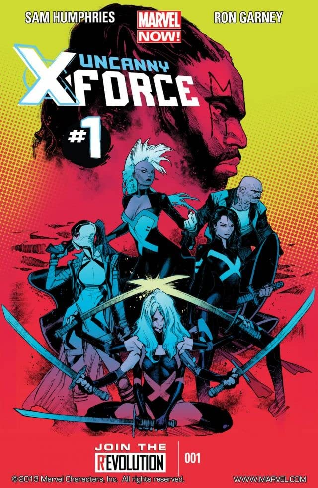 Uncanny X-Force (2013-2014) #1